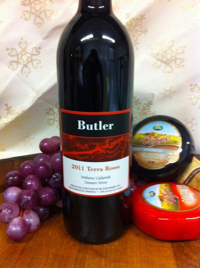 Butler's Terra Rossa 2011