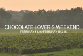 Chocolate Lover's Weekend