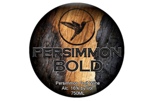 Persimmon Bold by Owen Valley Winery