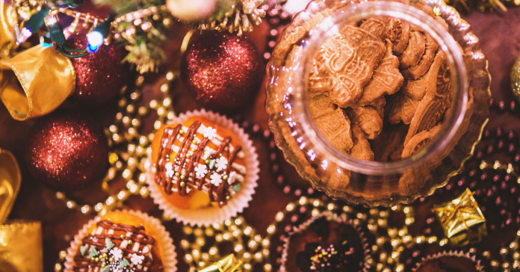 Wine your christmas dinner indiana uplands wine trail food sweet cookies christmas forumfinder Image collections